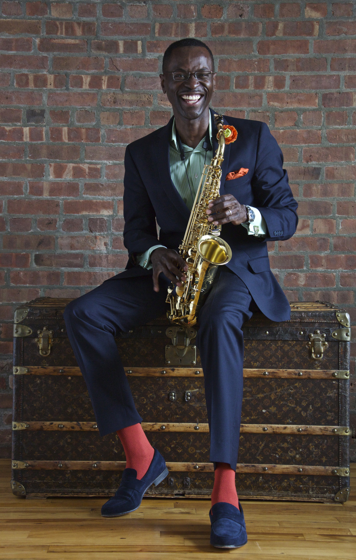 Mark Gross, saxophonist